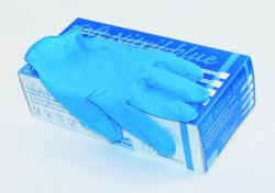 Disposable Gloves Soft Nitril Premium, Nitrile, Powder-Free