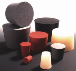 Silicone stoppers