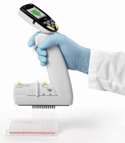 Electronic multichannel microliter pipettes E1-ClipTip™ Equalizer, variable